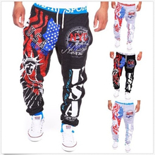 Free delivery 2017 explosion models sweatpants Italian flag