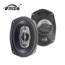 6*9 Auto Loudspeaker Paired Automobile Music Car HiFi Coaxial Speaker Bass & Tweeter Audio Speakers for Car