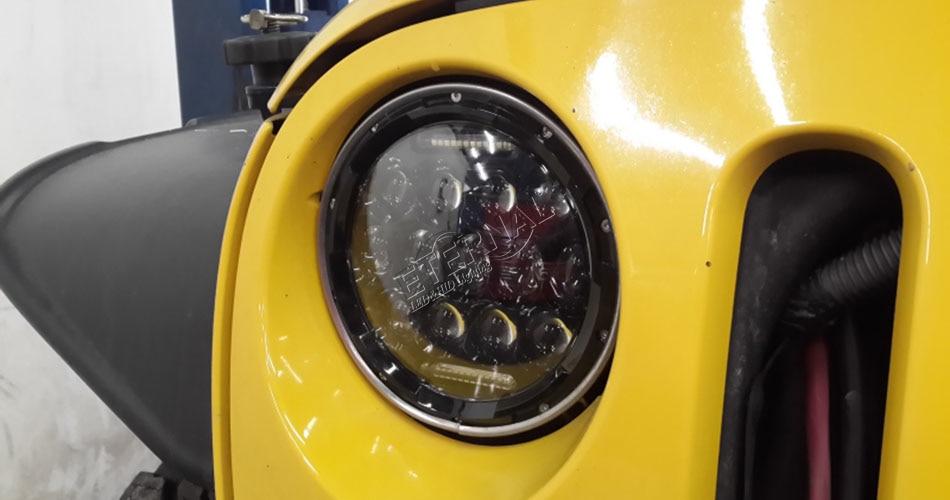 75W jeep headlight 1