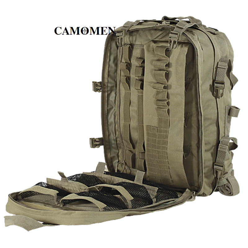 Military Medical Bag Tactical Deluxe Professional Special Ops Field Pack Backpack In Hunting Bags From Sports Entertainment On