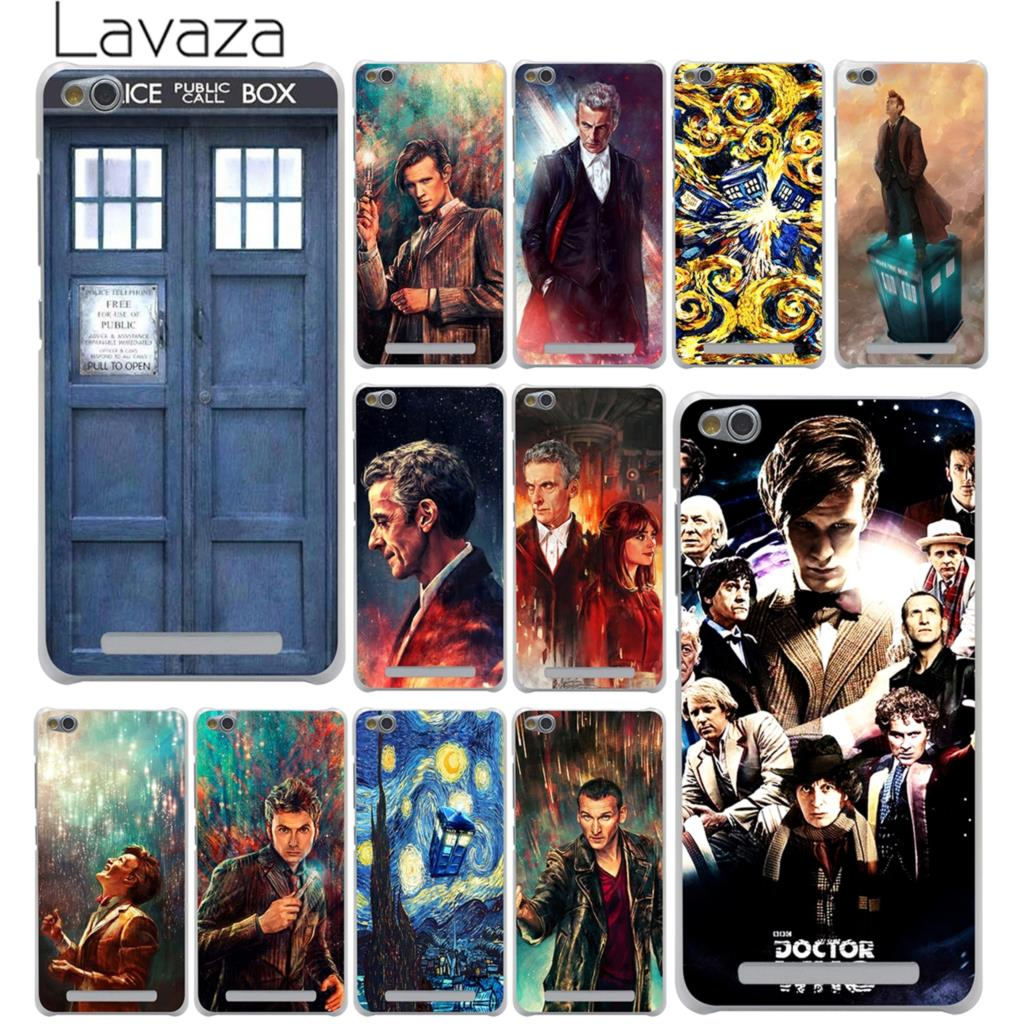 Half-wrapped Case Sheli Tardis Box Doctor Who Hard Phone Case For Xiaomi 5x A1 Redmi Note 4x 5a 5 Pro Redmi 4a 4x 5a 5plus 6a 6pro 9 8 Note7 Cellphones & Telecommunications