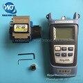 4 PCS King-60S FTTH Fibra óptica power meter-70 ~ + 10e FC-6S Fibra Cutelo faca de corte de fibra