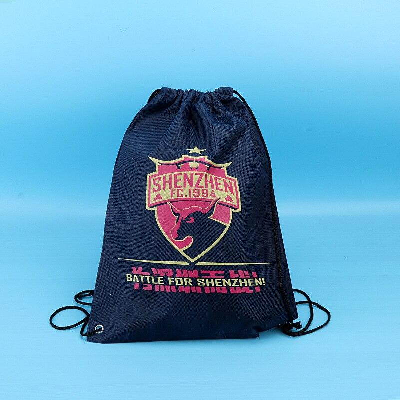 Custom Package Bag Drawstring Handbag Cheap Polyester Drawstring Bag Wholesale Drawstring Backpack Promotional Drawstring Bag