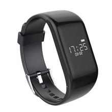 Dymanic монитор сердечного ритма Смарт SmartBand activiety браслет для IOS Android браслет мобильный телефон Поддержка социальных поделиться