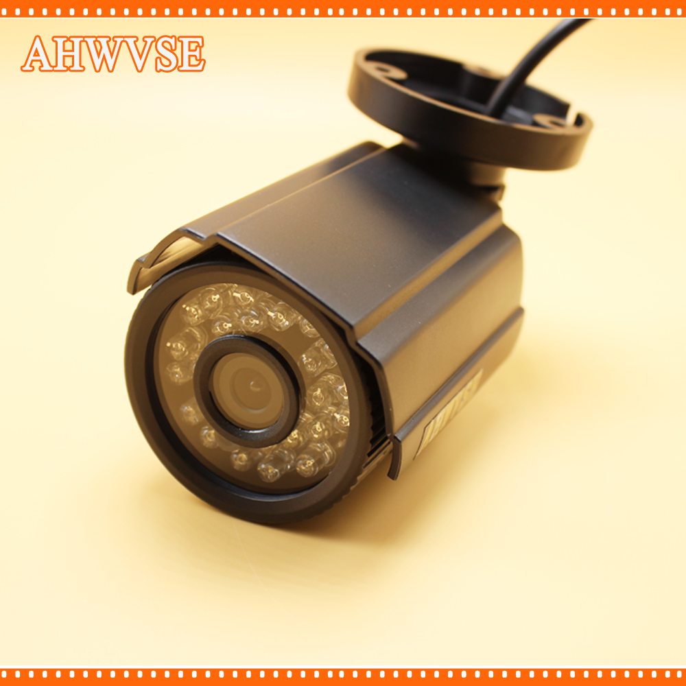 AHWVSE CCTV AHD Camera CMOS 2000TVL IR Cut Filter 1MP 2MP Camera 720P 960P 1080P Outdoor Bullet Security Camera For AHD DVR