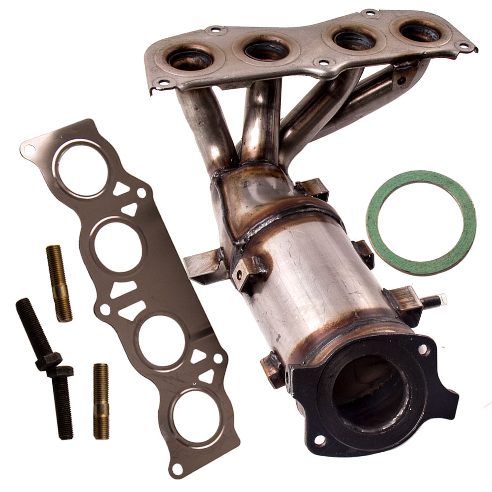 2012 Honda Accord 2.4 Exhaust Manifold with Integrated Catalytic Converter Fits