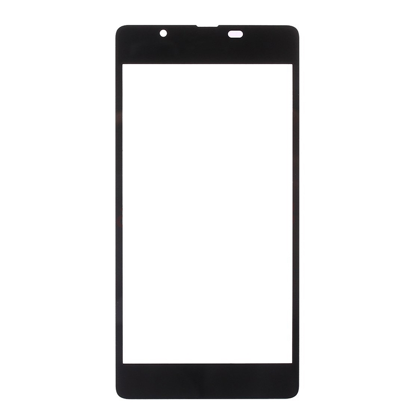 RTBESTOYZ 10PCS/Lot Front Outer <font><b>Screen</b></font> Glass Lens Panel For Nokia <font><b>Microsoft</b></font> <font><b>Lumia</b></font> <font><b>540</b></font> <font><b>Replacement</b></font> image