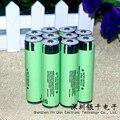 10 pcs.100 % new original 18650 3400 mah 3.7 v de lítio-íon bateria rechargebale para panasonic ncr18650b para proteção
