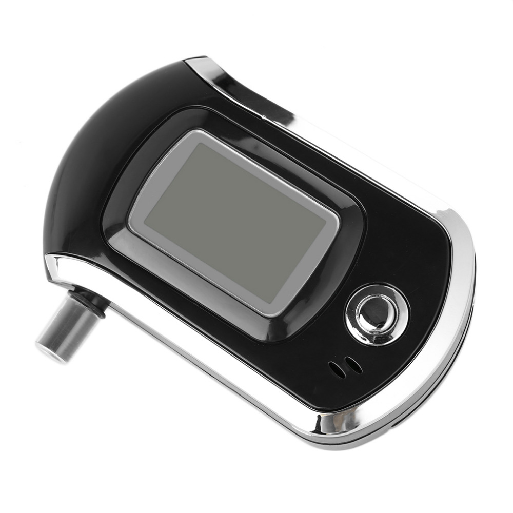 Hot Professional LCD Screen Display Alcohol Tester Digital Alcohol Detector High Sensitivity Breathalyzer Hot Sale