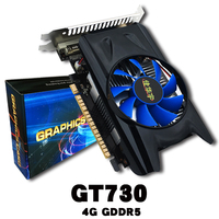 4GB GDDR5 128Bit PCI Express Game Video Card Graphics Card 128Bit PCI Expansion Port For GT730