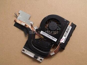 Nueva computadora portátil/portátil de refrigeración de la CPU del radiador disipador de calor y ventilador para Lenovo G500 G505 G510A G400 G400AM G405 G410 AT0WW005SC0 AT0WW005DR0