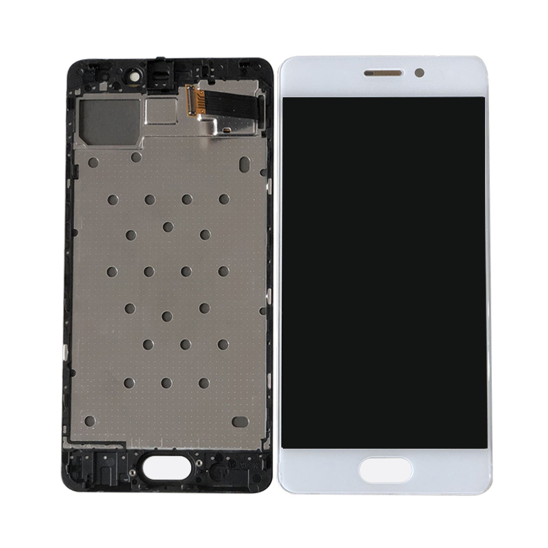 Image 3 - Tested M&Sen For 5.2'' Meizu Pro 7 M792H M792Q AMOLED LCD Display Screen With Frame+Touch Panel Digitizer For Meizu Pro7 Frame-in Mobile Phone LCD Screens from Cellphones & Telecommunications