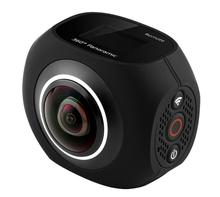 360 degree action Wifi camera HD 4K 2 lens sports all view wide angle Pancam wireless control controller mini video recorder