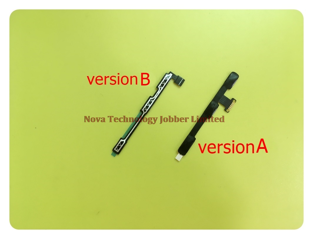 Wyieno A6010 Switch On/off Volume Ribbon For Lenovo Vibe K4 Note A7010 Power Button Flex Cable Replacement Parts + Tracking