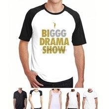 356fe6eec765dd Men T shirt Ggg Black Biggg Drama Show Gennady Golovkin funny t-shirt  novelty tshirt