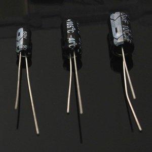 Image 5 - 200Pcs 15 Value Electrolytic Capacitor Assortment Box Kit