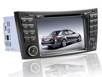 Бесплатная доставка специальный автомобильный dvd плеер для Mercedes Benz E Class W211/Mercedes Benz clk класс W219