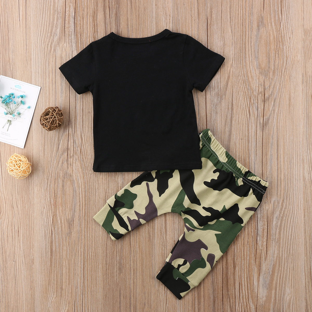 b54812258 Aliexpress.com : Buy 2pcs Cool Baby Boy Short Sleeve Swag T shirt Tops+Camouflage  Pants Leggings Outfit Toddler Kids Summer Clothes Set from Reliable baby ...