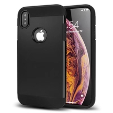Rugged Full Phone Protection Tough Armor Phone Cover for IPhone X XR XS XS MAX 2 in 1 TPU PC Phone Case For 6 6S 7 8 Plus цена и фото