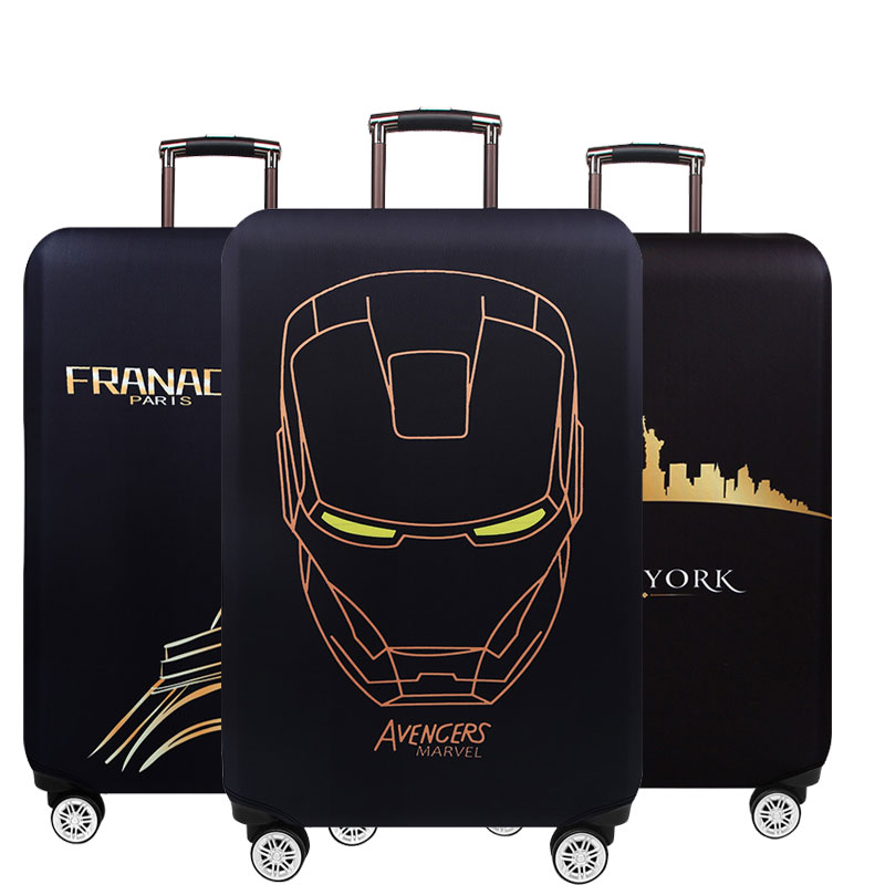 High Quality Luggage Suitcase Cover Travel Accessories Elastic Dust Cover Suitable For 18'' - 32'' Suitcases