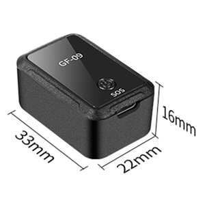 Image 5 - GF 09 Mini GPS Tracker Vehicle Tracing Device Free Installation GPS Tracking Locator Personal Tracking Object Anti Lost Tracer
