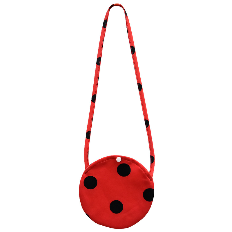Children Clothing Lady Bug Mask bag and toys Cosplay Sets Ladybug Halloween Christmas Party Custume Kids Moana Girls Suit in Girls Costumes from Novelty Special Use