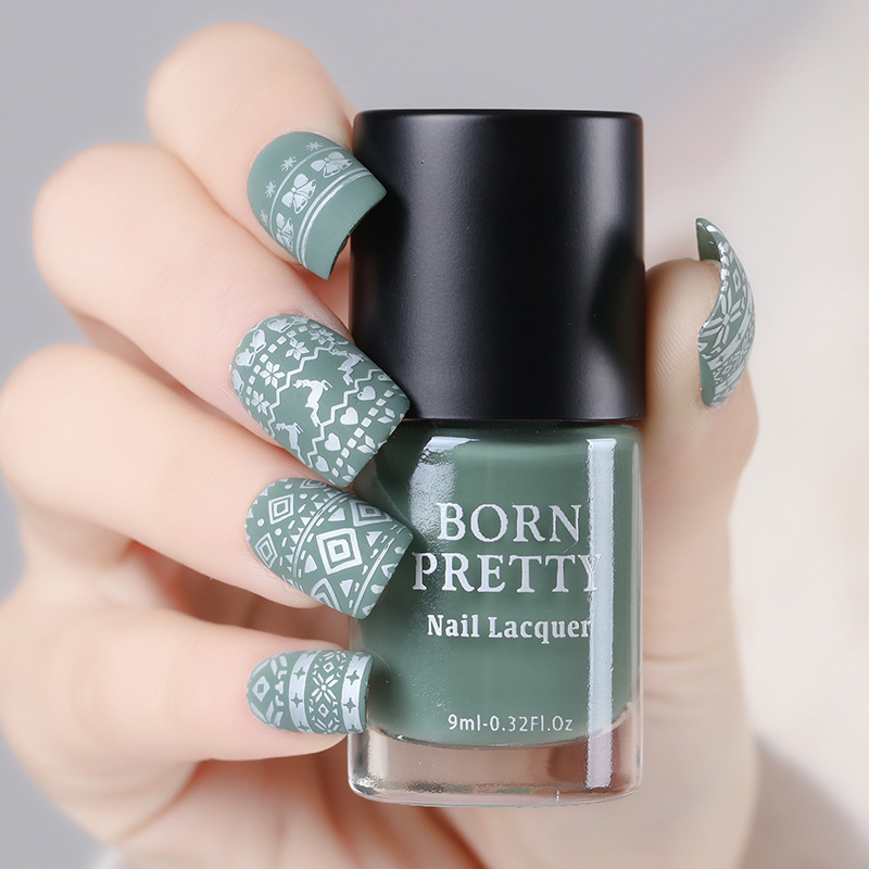 Aliexpress.com : Buy BORN PRETTY 9ml Matte Nail Polish
