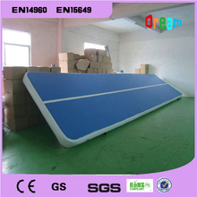 Free Shiping 12*2m Air Track Mat Gymnastics Air Track Inflatable Taekwondo Inflatable Trampoline Inflatable Cushion