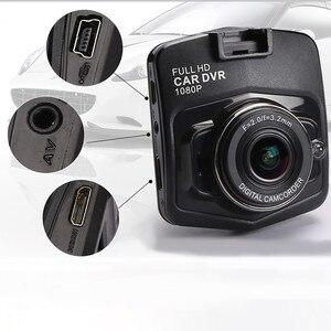 2.4inch Original Mini Car Camera DVR Dashcam Full HD 1080 p Recorder Video Recorder G-sensor night Vision Cam Trace for Honda