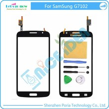 New Touch Screen Digitizer For Samsung Galaxy Grand 2 G7102 G7105 G7106 G7108 Touchscreen Sensor Touch Panel With Free Tools