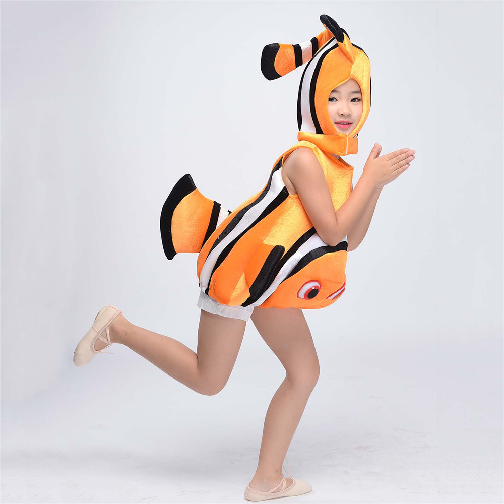 nemo and dory costume sea animal fancy dress hot movie finding nemo