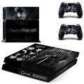 Juego de Tronos de La Piel Calcomanía Para PlayStation4 PS4 Consola y 2 controller skins