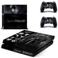 Ps4 jogo Thrones Decal adesivo Skin para PlayStation4 Console e 2 controlador skins