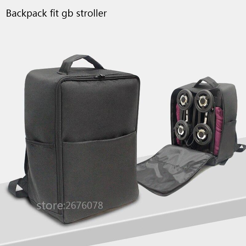 Carrinho de bebê organizador para gb pockit 2 s 3 s oxford pano saco de armazenamento saco de viagem carry caso carrinho de bebê acessórios