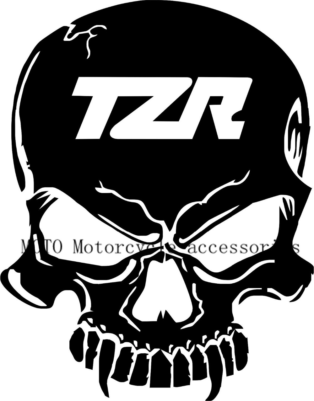 Popular Skull Stickers For MotorcyclesBuy Cheap Skull Stickers - Skull decals for motorcycles