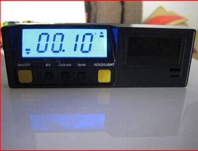 360 electronic digital inclinometer digital level instrument digital goniometer level angle angle measuring box  цены