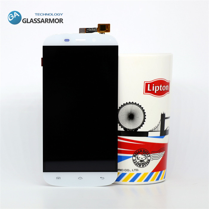 GLASSARMOR original New For DOOGEE Y100X LCD Display + Touch Screen Digitizer Separate Parts Free shipping With Tracking No