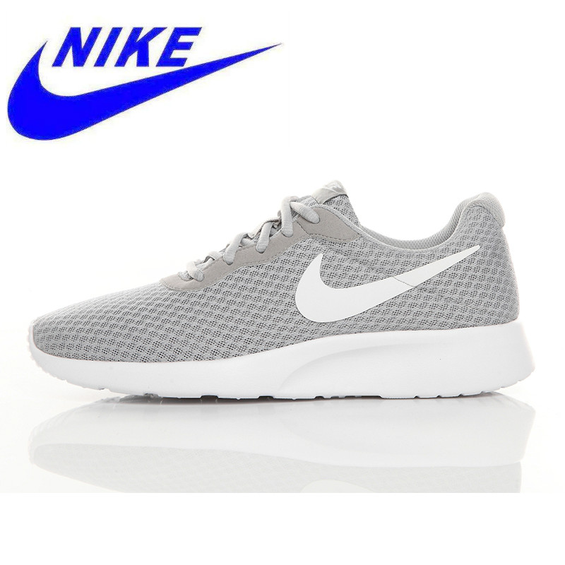 best loved ac725 a4c95 Nike Tanjun Kaishi Roshe Mens and Womens Running Shoes,Shock-Absorbing  Lightweight Breathable,GreyBlack 812654 010 812655 011
