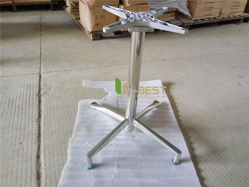 U-BEST TABLE BASE STAINLESS  TABLE LEG  (1)