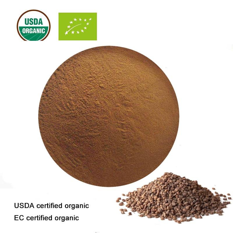 Schlankheits-cremes Usda Und Ec Certified Organic Bockshornklee-extrakt 10:1 Einfach Zu Schmieren Schönheit & Gesundheit