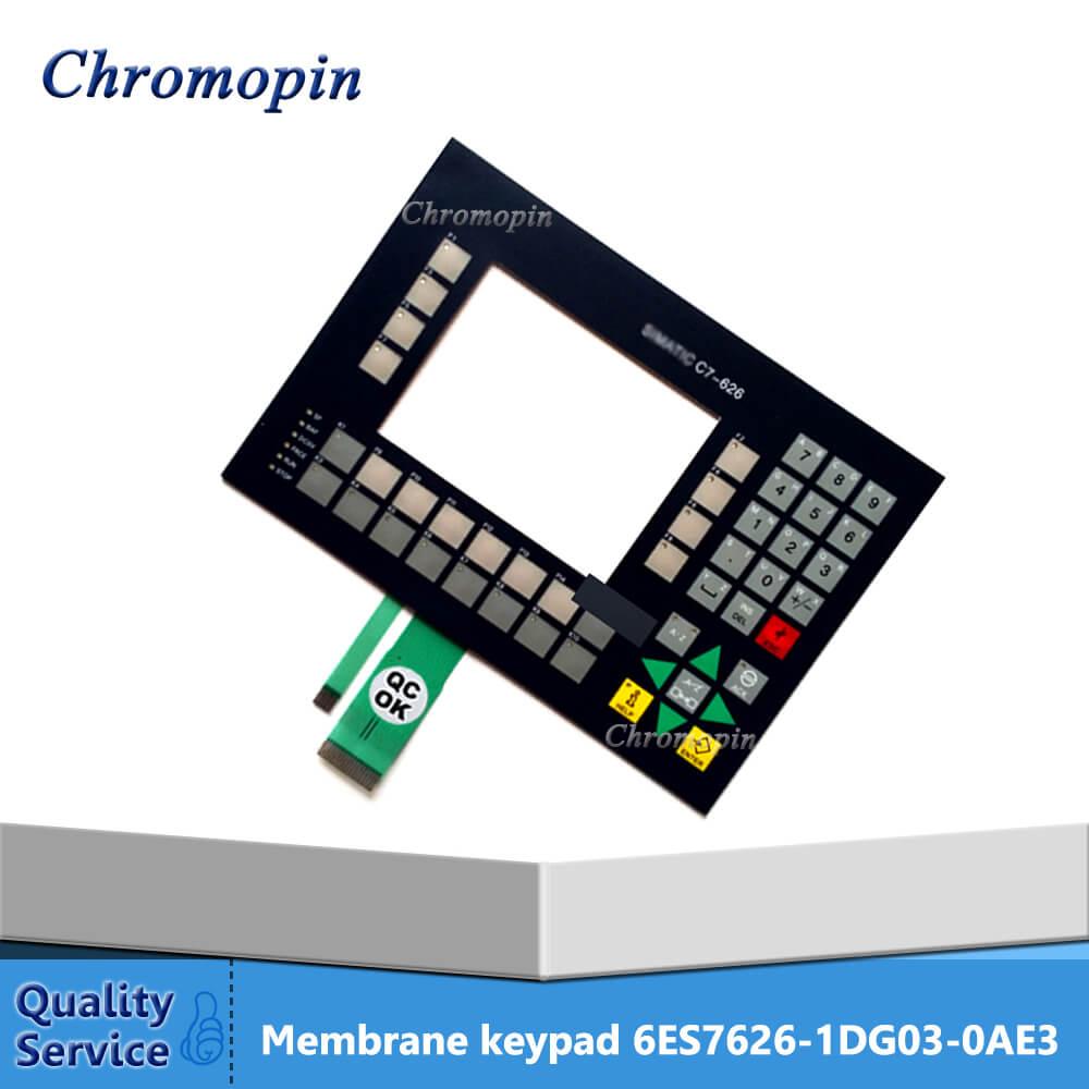 Membrane keypad for 6ES7626-1DG03-0AE3 6ES7 626-1DG03-0AE3 6ES7626-1DG04-0AE3 6ES7 626-1DG04-0AE3 C7-626 membrane keyboard for 6es7633 2se00 0ae3 6es7 633 2se00 0ae3 6es7633 2df00 0ae3 6es7 633 2df00 0ae3 c7 633
