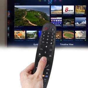 Image 3 - 1 Set Black ABS Remote Control AN MR600 For LG Smart TV F8580 UF8500 UF9500 UF7702 OLED 5EG9100