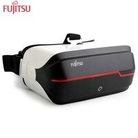 Fujitsu FV200 Original 3D Box Virtual glasses WIFI VR Glasses Movie and Playing VR Game with Camera G sensor with nine axis gyro