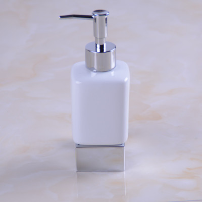 Free Shipping/SAMOEL Chrome Liquid Soap Dispenser Holder Vintage Brass Wall Mounted Bathroom Accessories free shipping brass black liquid soap dispenser bathroom kitchen stainless steel touch soap dispenser wall mounted 1000ml