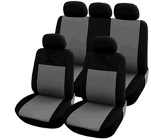 High Quality Car Seat Covers Universal Fit Polyester 3MM Composite Sponge Styling Lada Cases Cover Accessories New