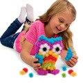 1 Unid Magia * Desarrollo de Fuerza Eléctrica De Aprendizaje Educativos Niños Bebé BRICOLAJE Pelota Apretar Juguetes de Los Niños