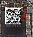 50 шт./лот Для iPhone 6 для iphone6 Плюс 6 подсветка подсветка Диод D1501