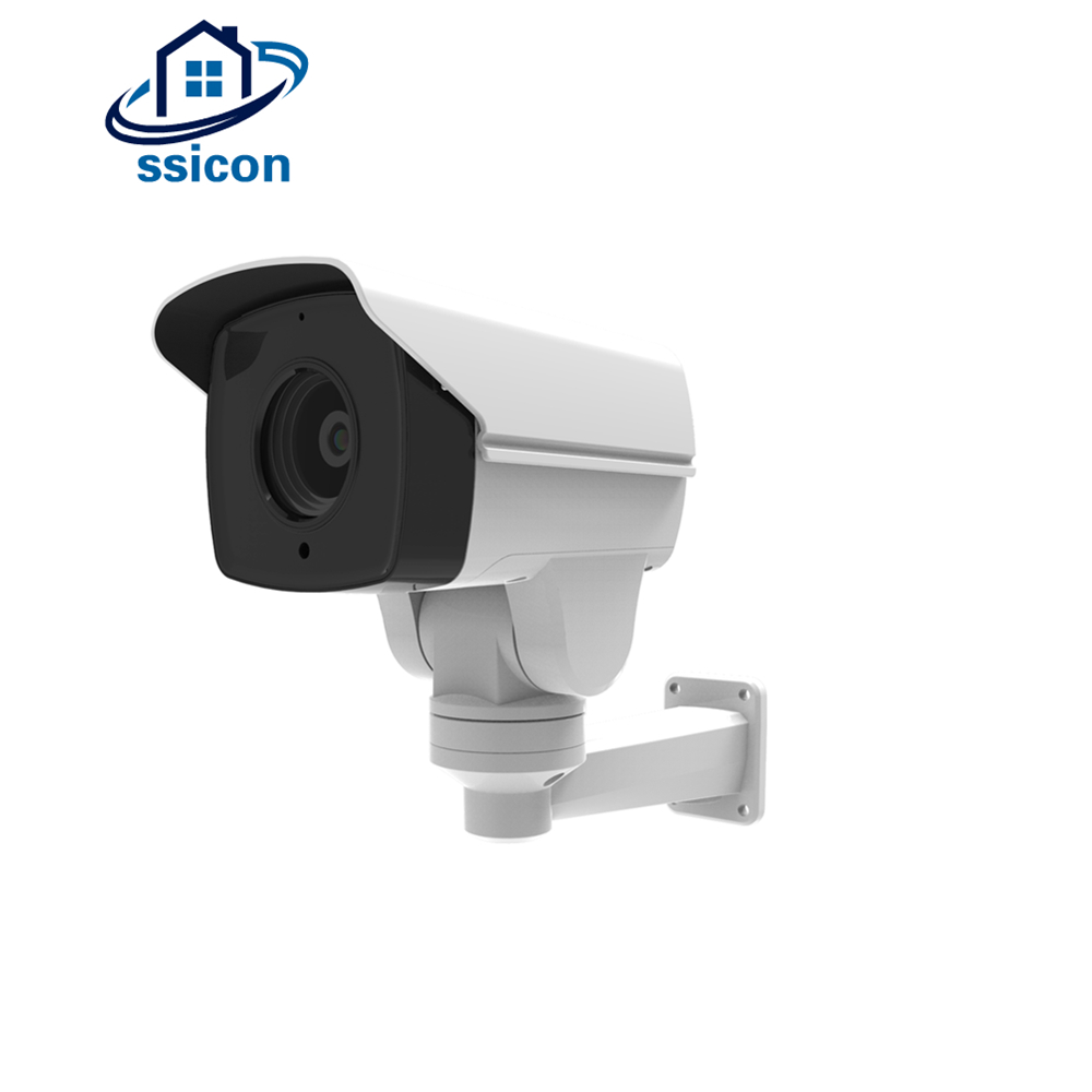SSICON 2MP 5.1-51mm Lens 10X Optical Zoom Bullet PTZ Analog Camera IR 80M Waterproof Outdoor NightVision 1080P Camera RS485 image