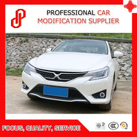 For Reiz Marx X front grille Modificate ABS car racing grills grill for Mark X / Reiz 2010 11 12 13 14 15 16 17