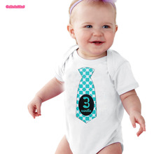 Culbutomind 12 Monthly Baby Bodysuits Unisex Perfect Baby Shower Gift Tie 1 2 3 4 5 6 7 8 9 10 11 12 Months Baby Monthly Gift